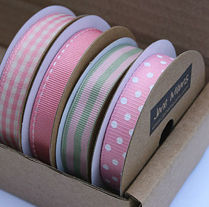 Boxed Ribbon Set 40 Metres
