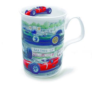 Racing Car Mugs