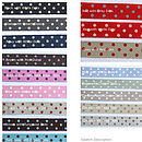 Dotty Ribbon Swatch List