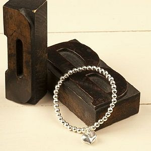 Little Betsy's Silver Bracelet - children's jewellery