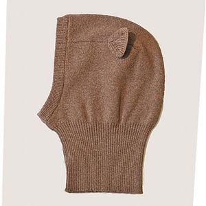 Child's Cashmere Teddy Bear Balaclava - hats, scarves & gloves