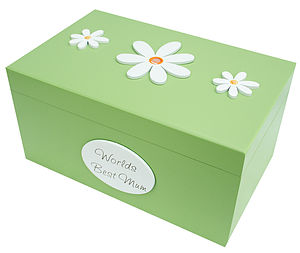 Mother's Day Keepsake Box - gifts for children to give