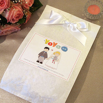 Little Wedding Goody Bag For Children