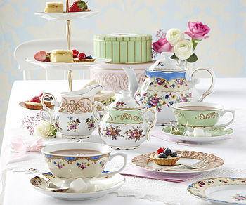 Regency Tea Collection