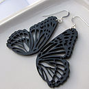 Like Lace Butterfly Earrings