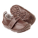 Moccasin Style Leather Shoes