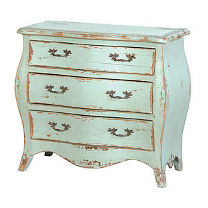 Etienne Small Three Drawer Chest - furniture