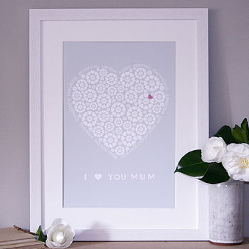 'You Are…' Mother's Day Print