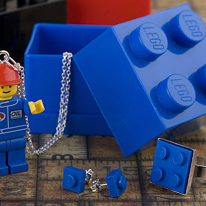 Lego Brick Jewellery Box Or Gift Box - stocking fillers under £15