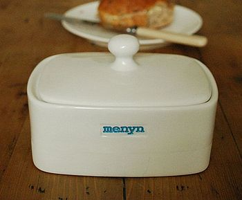 'Menyn' Butter Dish