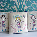 Personalised Dancing Queen Purse