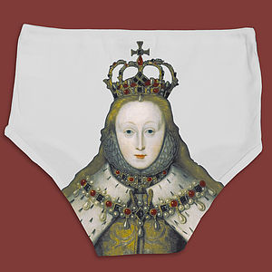 Tudor Portrait Pants Great Gift For Men And Women - lingerie & nightwear