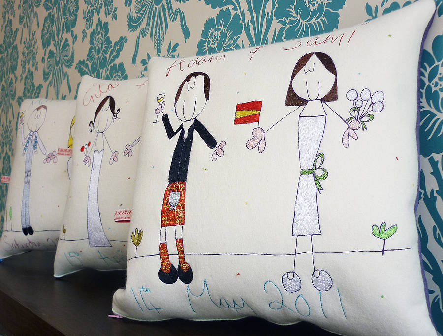 Were sorry, Personalised Wedding Gift Cushion is no longer available