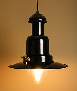 Fishing Lamp Pendant Or Wall Mounted - lights & lanterns