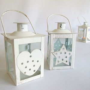 Metal Hanging Lantern - lights & lanterns