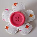 Handmade Flower Drawing Pins