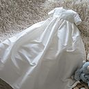 Boy's Silk Christening Gown 'Venice'