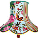 Alice Patchwork Lampshade