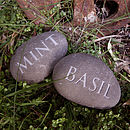 Personalised Mum Pebble