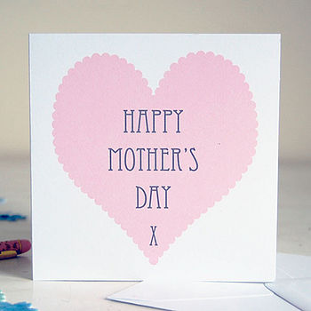 'Happy Mothers Day' Card