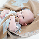 'Precious Little Bundle' Cashmere Blanket