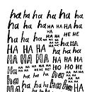'Laughter Is The Best Medicine' Print