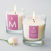 Personalised Candle - express gifts