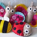 Sew Your Own Little Flying Friends