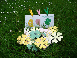 Little Bloomers Plantable Favours - unusual favours