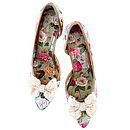 Rose Floral Court Shoes *RRP £80*