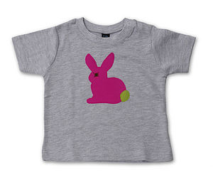 Rabbit Baby T Shirt