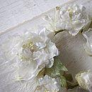 Personalised Forever Floral Wedding Hoop