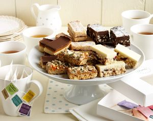 Afternoon Tea Party Gift Box - cakes & sweet treats