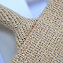 Jute Bag Handle Detail