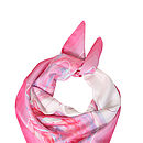 Exotic Silk Scarf