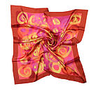 Ripples Silk Scarf