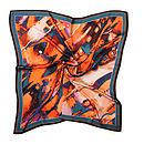 Tropical Silk Scarf