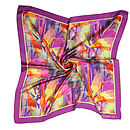 Bird Of Paradise Silk Scarf