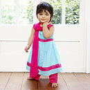 Angelee Three Piece Indian Style Girl's Outfit