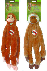 Monkey Dog Toy - dog toys
