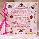 Tea Party - Square Card Invitation