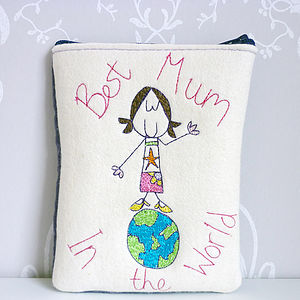'Best Mum In The World' Purse - bags & purses