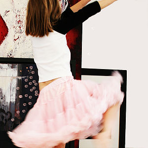 Petticoat Party Tutu Skirt - clothing