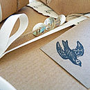 brown paper gift tags