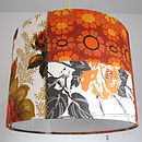 Dottie Rose Patchwork Lampshade