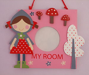 'My Room' Photo Frame - picture frames