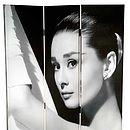 Audrey Hepburn screen side 1