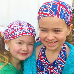 Jubilee Hairband - hats, gloves & scarves