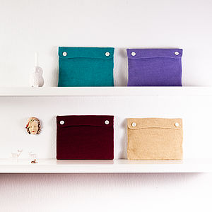 Organic Cotton Laptop Case - accessories