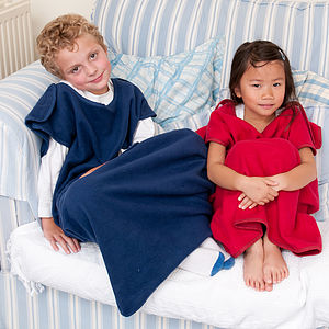 Child's Sleeping Bag Blanket - soft furnishings & accessories